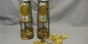 Miners Lamp & Checks