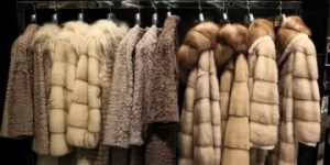 Vintage Clothing & Furs